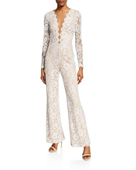 new authorized site united kingdom 9 Chic Wedding Jumpsuits That Will Make You Rethink Your ...