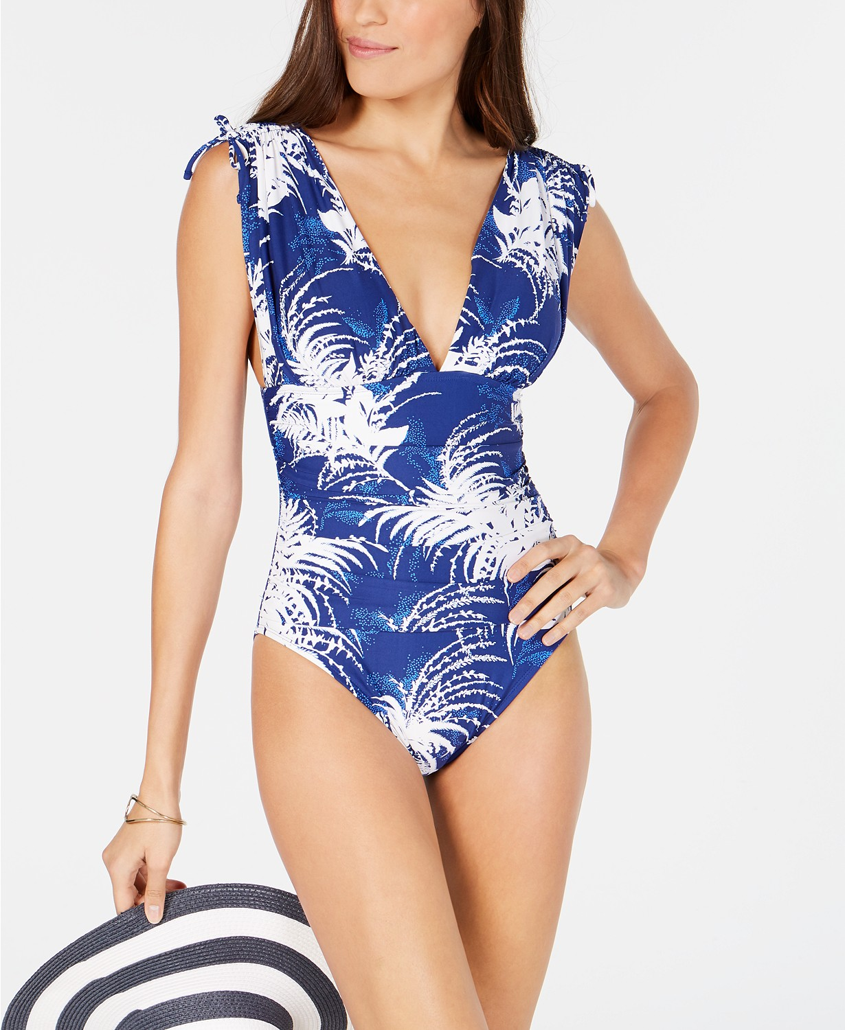 Best Swimsuit for Glamour Girls: La Blanca Go Bold Or Go Home One-Piece Swimsuit