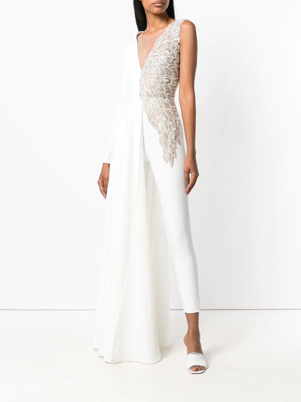 9 chic wedding jumpsuits that will make you rethink your