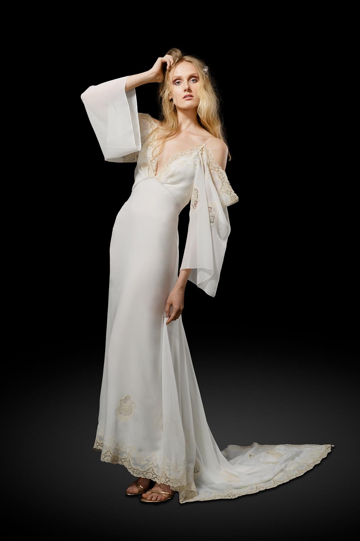 Elizabeth Fillmore Florence Wedding Dress