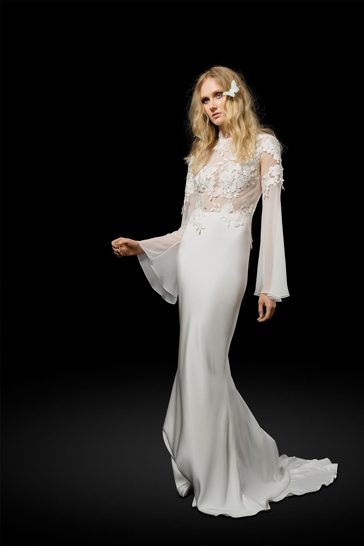 Elizabeth Fillmore Freesia Wedding Dress