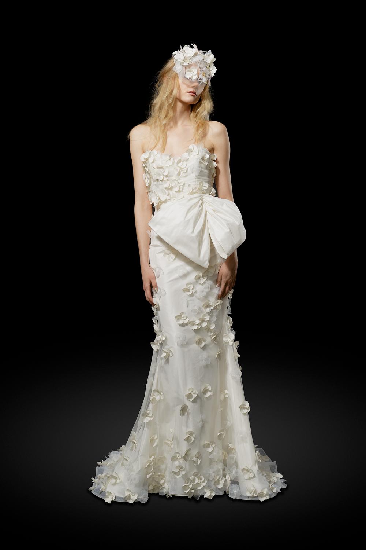 Elizabeth Fillmore Magnolia Wedding Dress