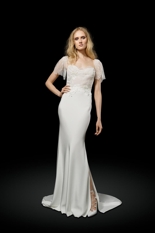 Elizabeth Fillmore Whisper Wedding Dress