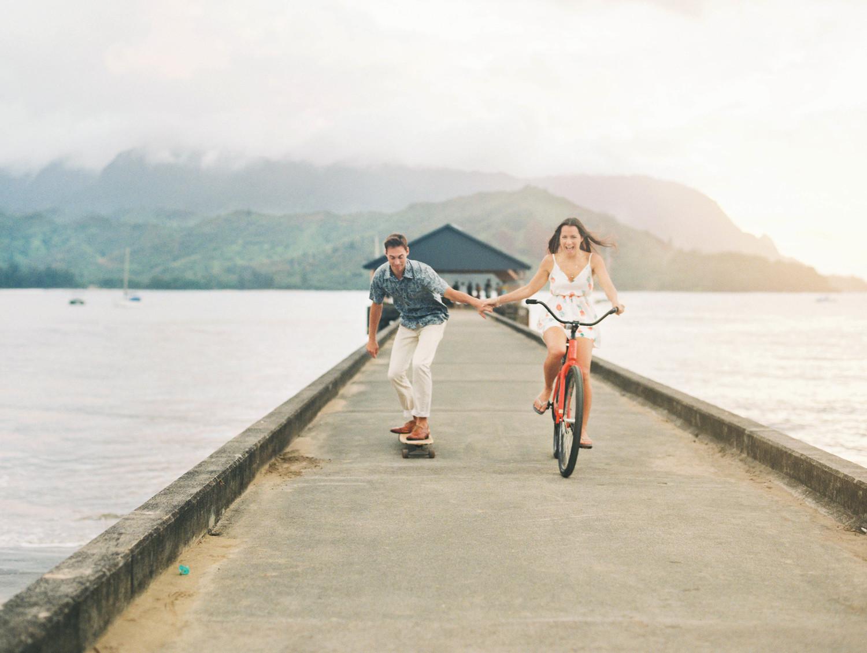 bike engagement session 1