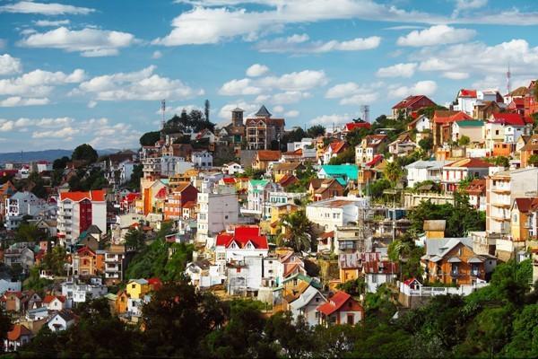 destination wedding location in Antananarivo in Africa