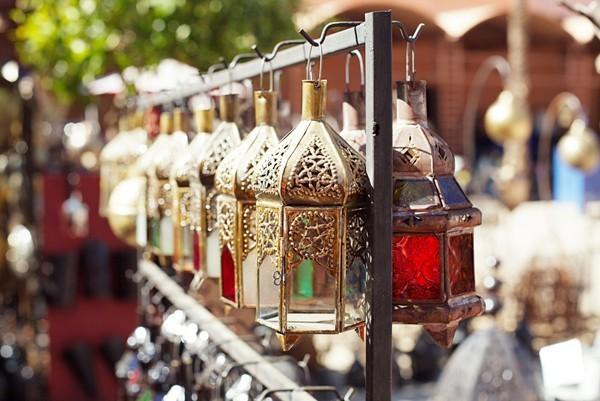 Marrakesh for a destination wedding location in Africa