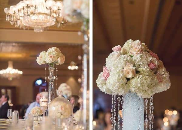 Hydrangea Wedding Centerpieces Mywedding