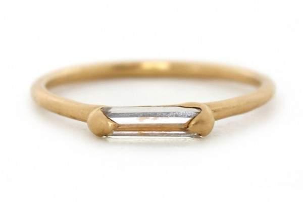 Minimalist Gold Ring