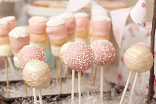 Wedding Day Cake Pops Mywedding