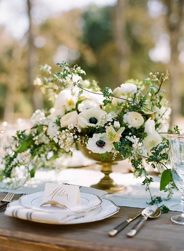 Low Wedding Centerpieces that Will Steal the Show - mywedding