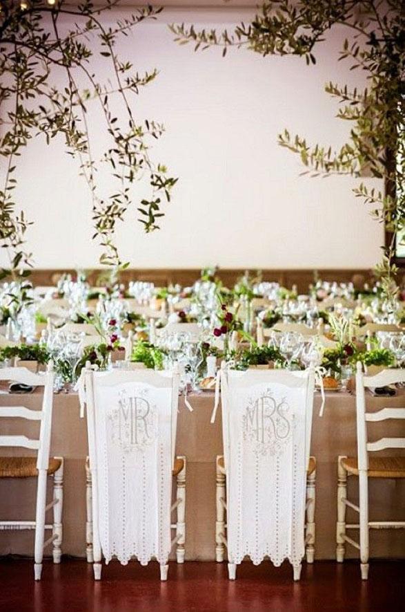 French Wedding Decor Details Mywedding