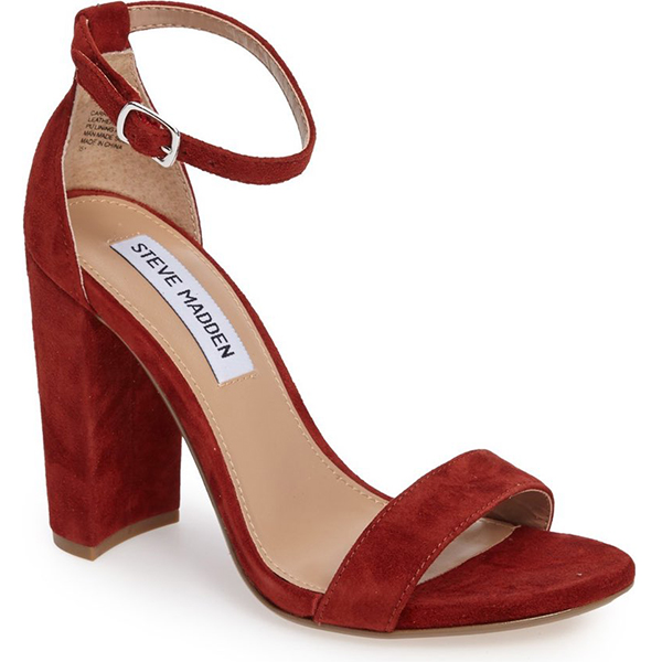 Red Hot Sandals