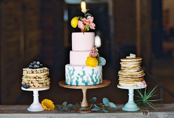 wedding cake trends 2