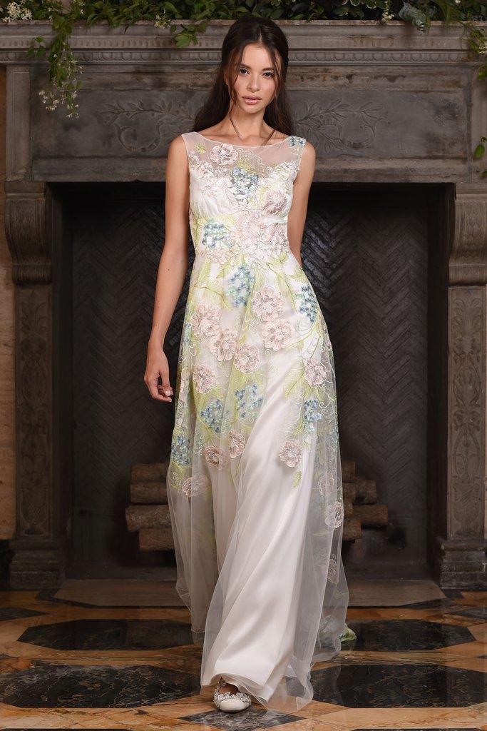 boho wedding dress 1