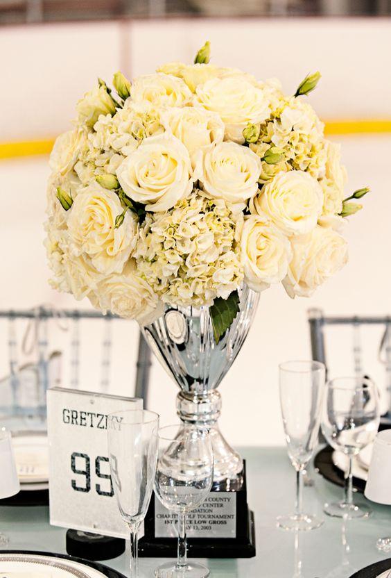 sports wedding details 4