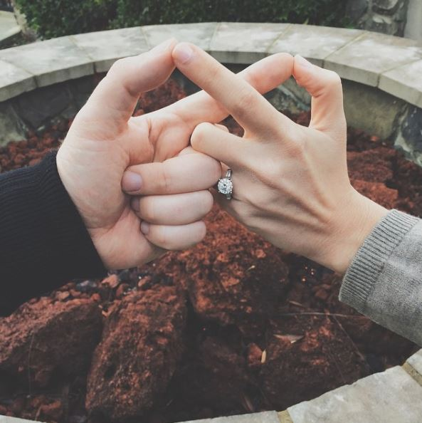 just engaged 9