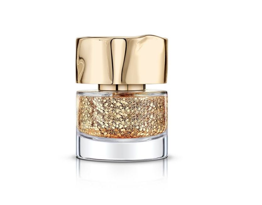 glitter wedding nails 4