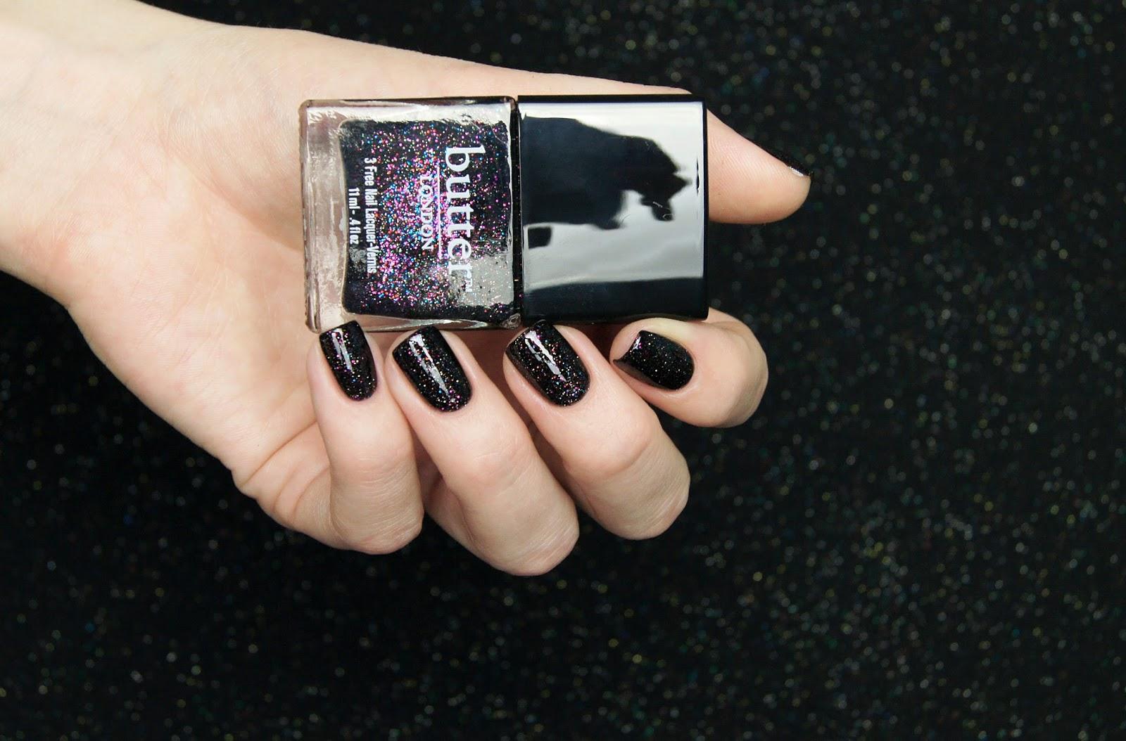glitter wedding nails 3