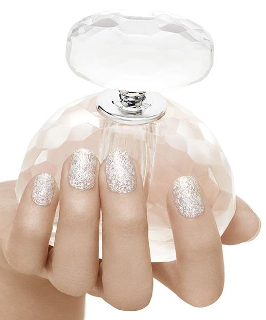 glitter wedding nails 5
