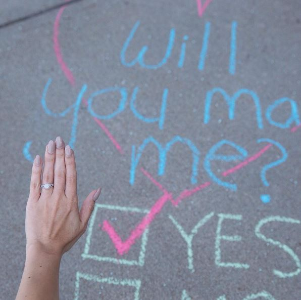 just engaged 7