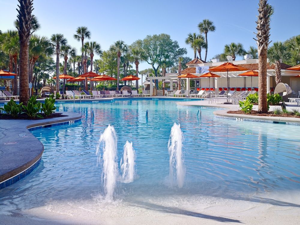 Hilton Head Resort pool