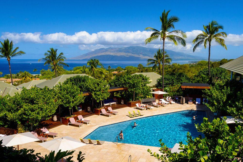 Hotel Wailea in Maui