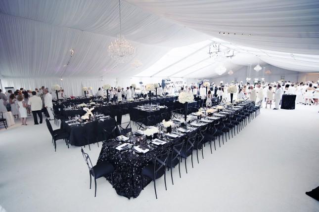 Glamorous Table Settings