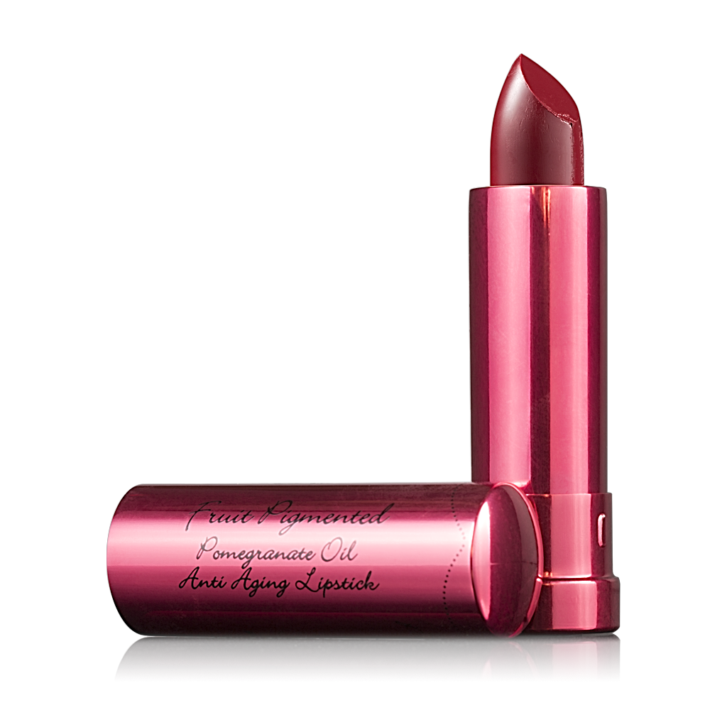 100% Pure Lipstick in Dahlia