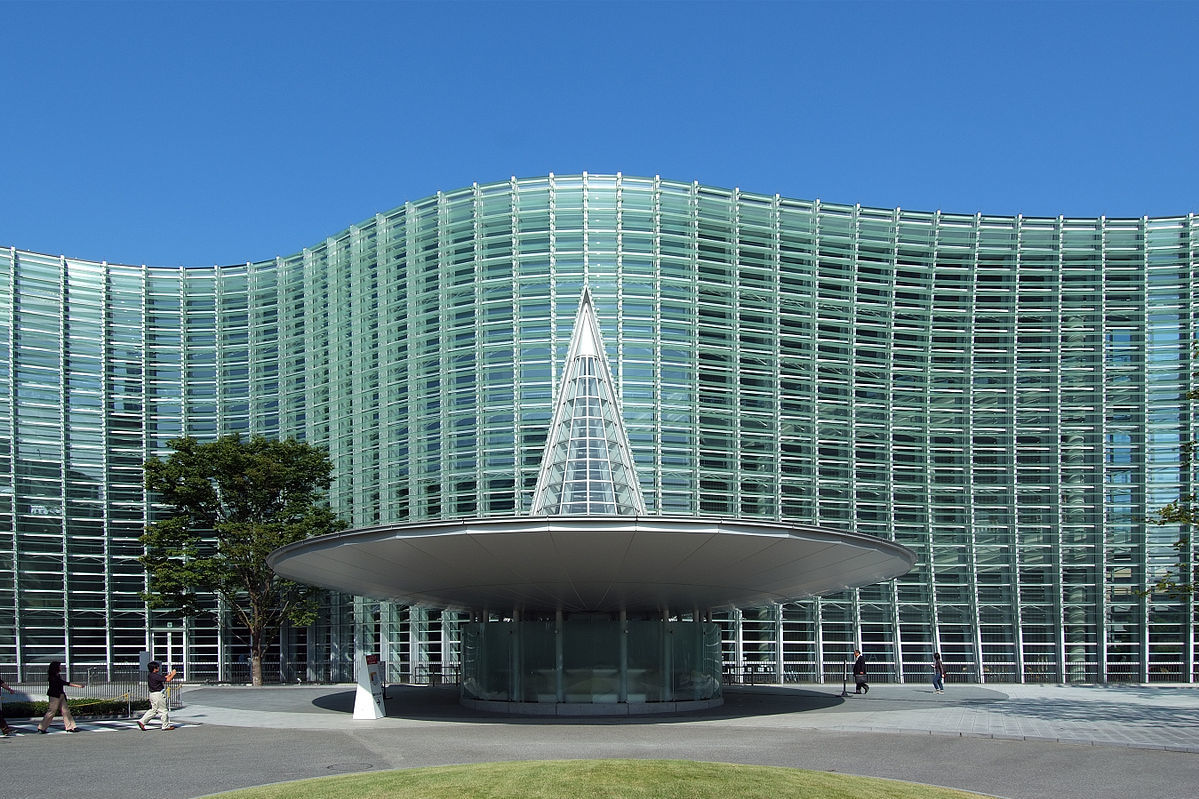 National Art Center, Tokyo, Japan