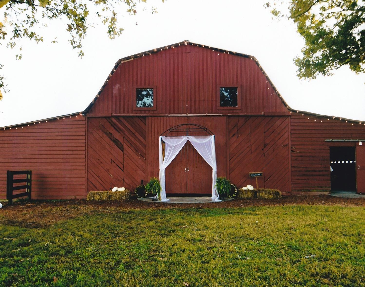 The 1932 Barn