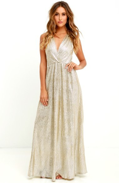 sequined bridesmaid dress