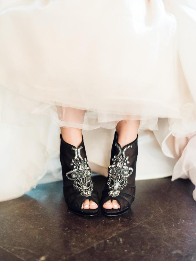 Jeweled Shoes