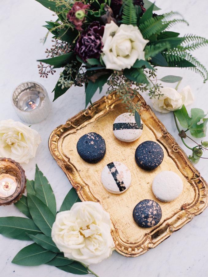Sophisticated Macaron Desserts