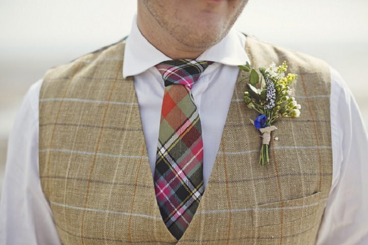 Summer wedding vest