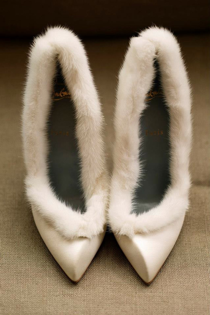 fur lined shoes