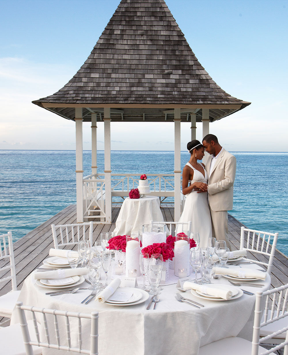 Jamaica wedding shoot