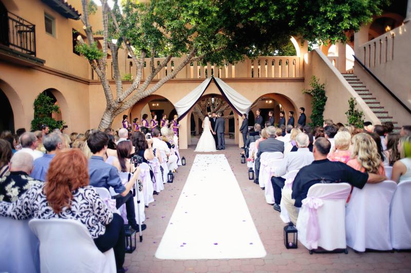 Aldea Weddings at Tlaquepaque Villages