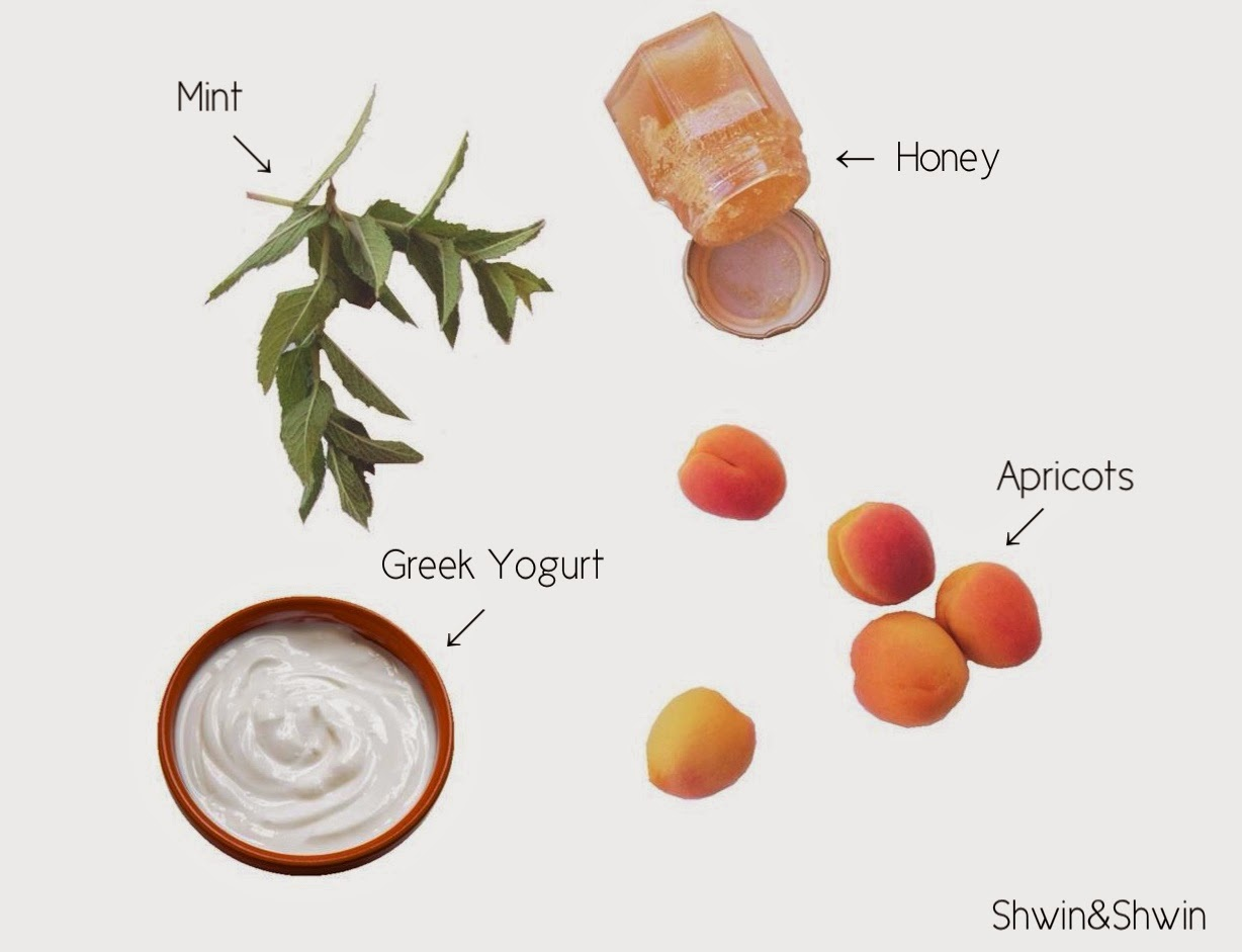 Apricot Face Mask