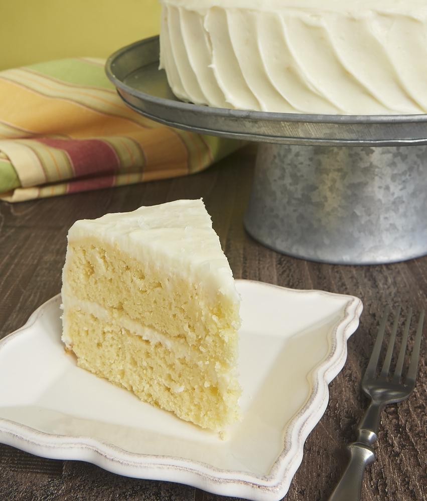 citrus tequila cake