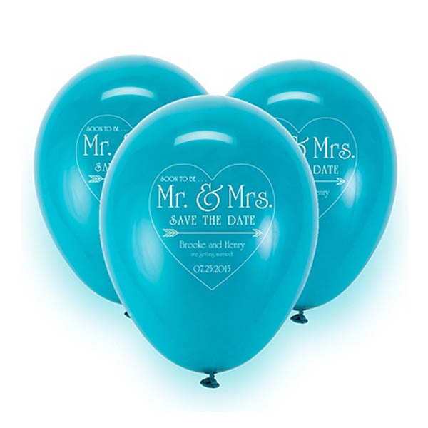Balloon Save The Date