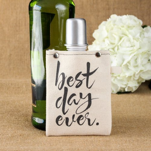 Canvas Flask