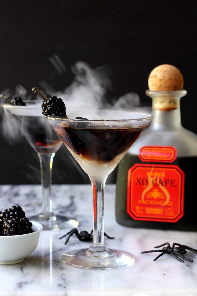 Chocolate Chili Cocktail