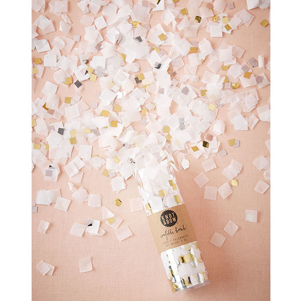 Pop of Gold Confetti