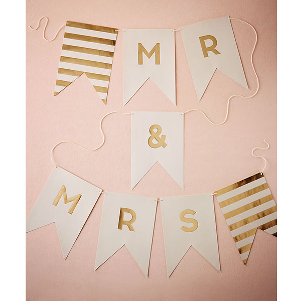 Mr. and Mrs. Banner