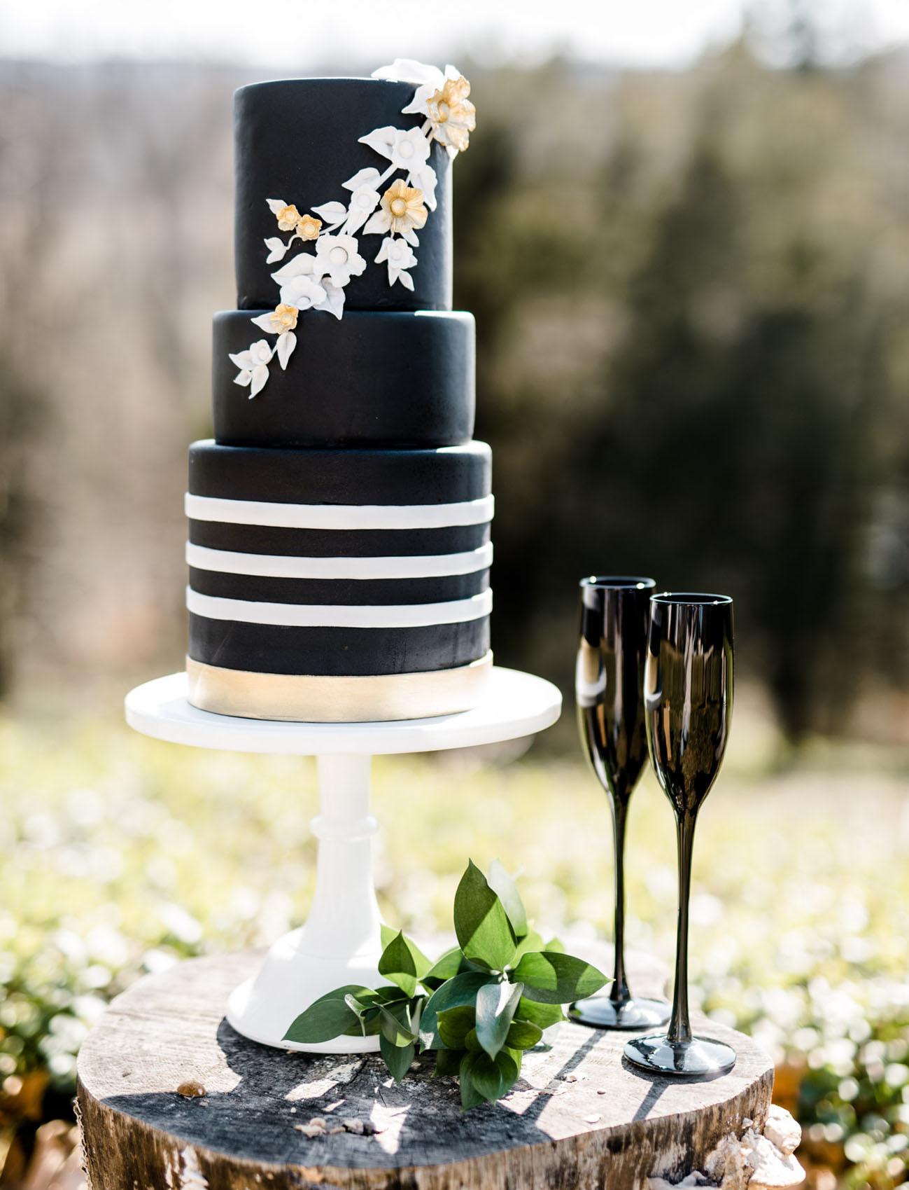 All Black Cake