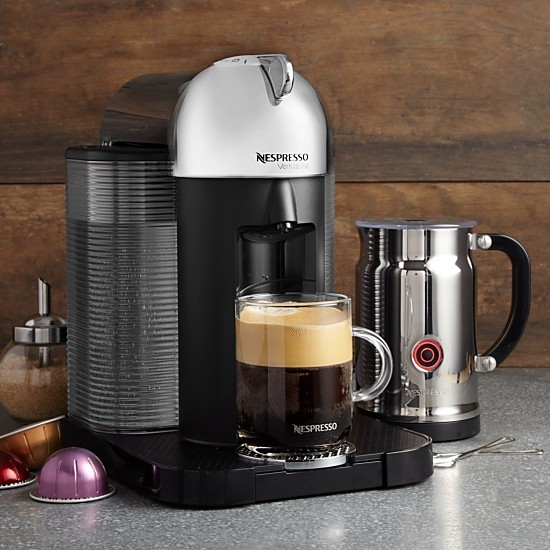 Espresso machine from Bloomingdale's