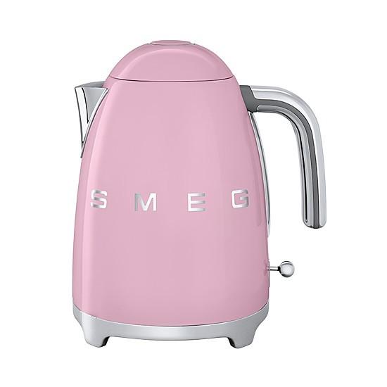 light pink kettle