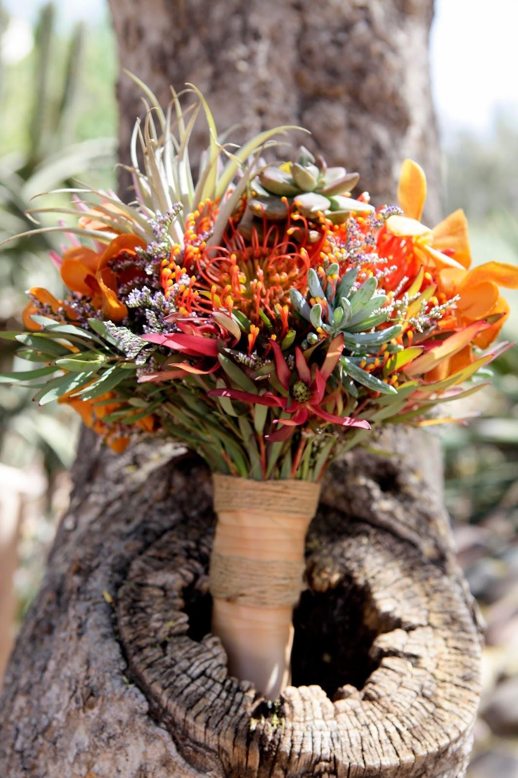 Desert Botanicals Bouquet