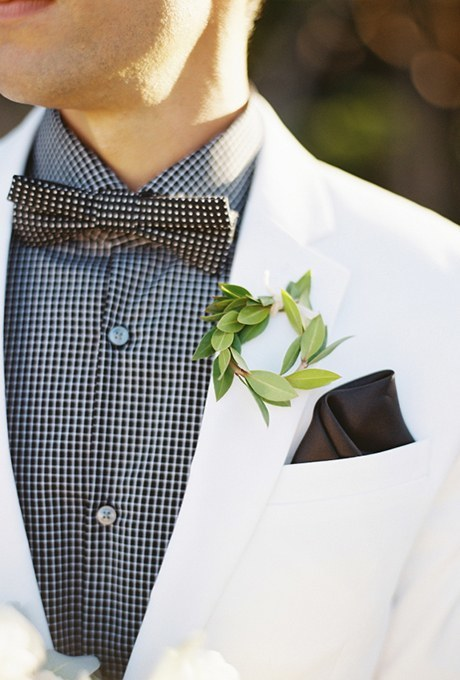 Out-of-the-Box Boutonniere
