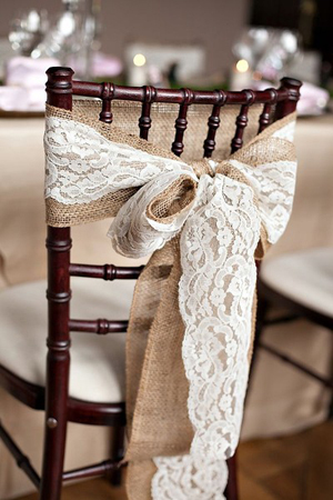 Rustic Chair Decor